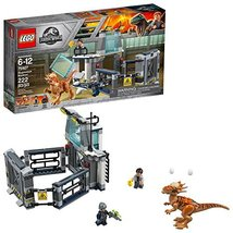 LEGO Jurassic World Stygimoloch Breakout 75927 Building Kit (222 Piece) - $29.99