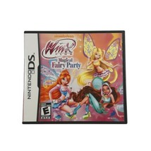 Winx Club: Magical Fairy Party  (Nintendo DS, 2012) Complete - $7.69