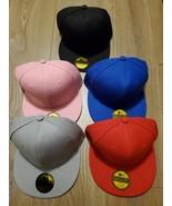 10 pcs Snapback hats basic Unisex - $20.00