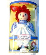 Raggedy Ann Brass Key Keepsakes Doll - $38.60