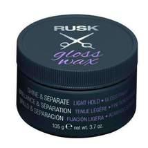 Rusk Styling Gloss Wax 3.7 Oz - $16.20
