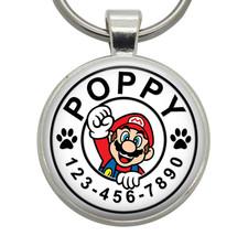 Dog Tags - Mario - Dog ID Tags, Cat ID Tags, Pet ID Tags, Pet Tags, Cat ... - $19.99