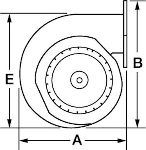 Central Boiler T750 148 Cfm Blower And 50 Similar Items