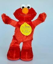 "Sesame Street Character 13"" Elmo Sings & Dance on Hokey Pokey Song - Working - $25.00"