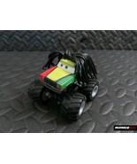 DISNEY PIXAR CARS TOON RASTACARIAN MONSTER MATER 4X4 MODEL LOOSE 1:55 - $19.79