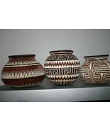 Authentic Museum Darien Wounaan Indian Hösig Di Greek Motif Artist Baske... - $474.99