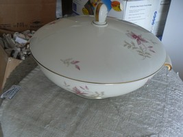 Rosenthal covered vegetable bowl (Orchid) 1 available - $59.35