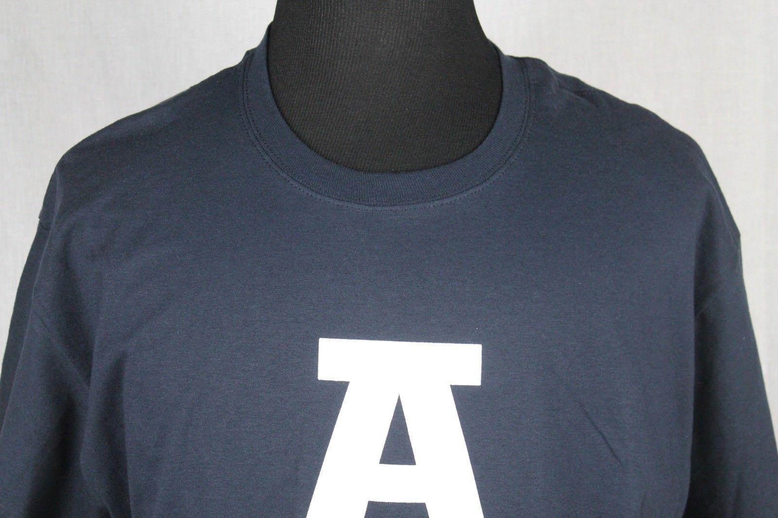 Champion Utah State Mens Short Sleeve T-Shirt sz XL Blue image 2