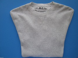 The Rail Stretch Cotton Long Sleeve Thermal T-Shirt Ivory, Cream XS  - $13.72