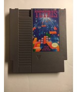 Tetris Nintendo Original NES Video Game Cart with Sleeve Vintage Classic  - $4.94