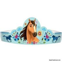 Spirit Riding Free Tiaras Birthday ~8PCS Crowns Party Favors Decoration ... - $9.85