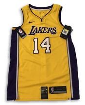 NWT New #14 Brandon Ingram Nike Los Angeles Lakers Swingman Size Small J... - €66,26 EUR