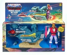 NEW SEALED 2020 Masters of the Universe Prince Adam Sky Sled Walmart Exclusive - $79.19
