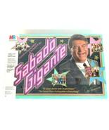 Sabado Gigante Board Game Bilingual Spanish Milton Bradley New Sealed 19... - $47.47