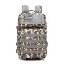 Adjustable Outdoor Camping Hiking Molle Large  Assault  Army - $68.90+