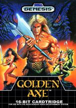 Golden Axe SEGA GENESIS Video Game - $17.97