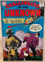 CHALLENGERS OF THE UNKNOWN #33 (1963) DC Comics VG+ - $12.86
