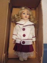 "Springford Victorian Doll 9"" #1220 - $10.99"