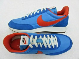 Nike Mens Air Tailwind 79 Running Shoes Pacific Blue Team Orange Size 9.... - $103.94