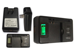 LG Optimus F7 US780 External LCD Battery Charger U.S. Cellular / Boost M... - $13.03