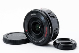 Panasonic Lumix G X Vario 14-42mm f/3.5-5.6 Asph Power O.I.S. [excellent] #51 - $175.00