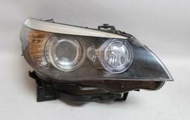 08 09 10 BMW 535i 528i 550i M5 RIGHT PASSENGER SIDE HID XENON HEADLIGHT OEM - $544.49
