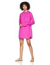 Speedo Women's Coverup Hoodie Dress, Very Fuchsia, Medium - $59.56