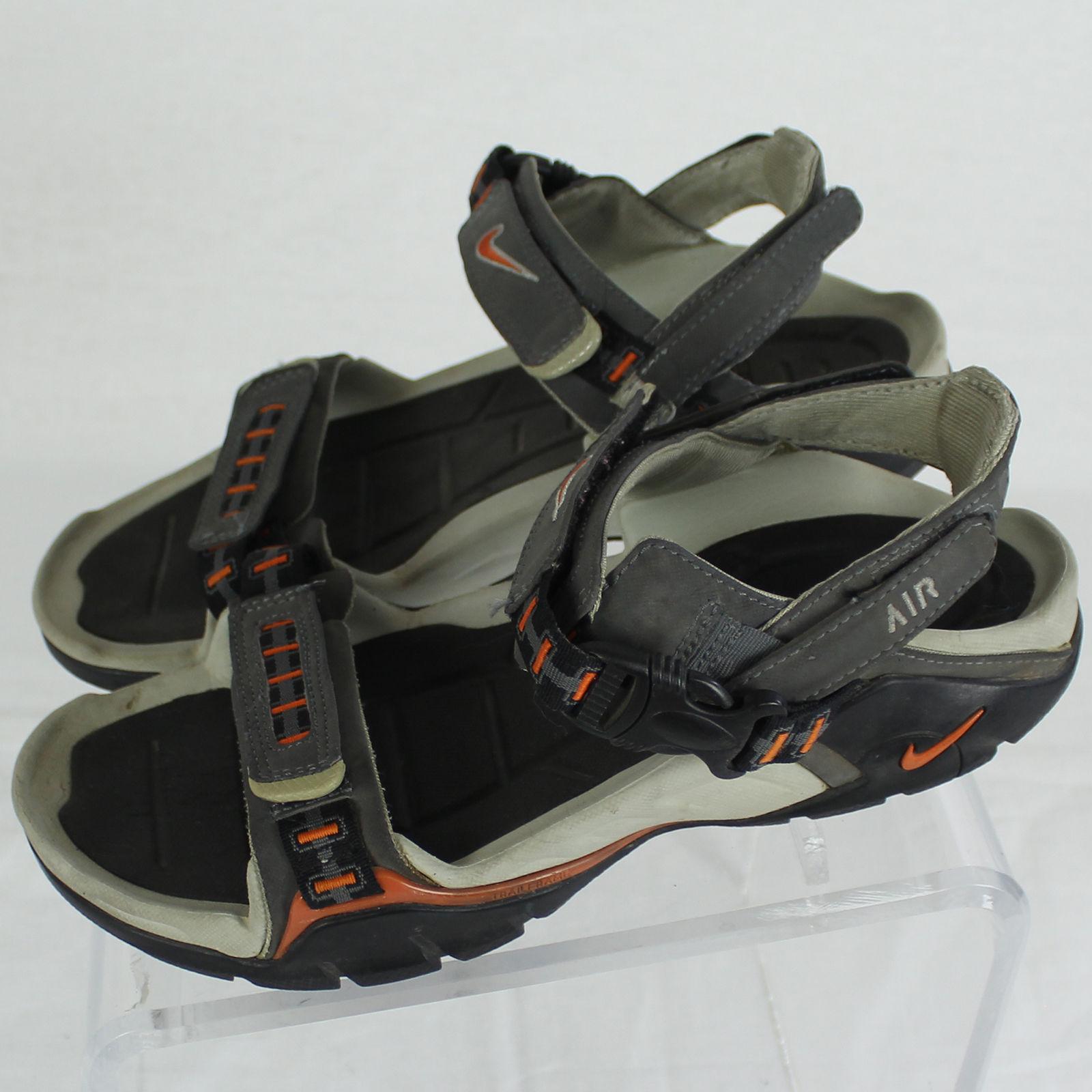497cec7f02c0 ... top quality nike acg air velcro buckle strap sport sandal trail walking  men sz 7d m ...