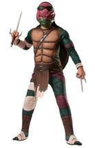 Nickelodeon XL Teenage Mutant Ninja Turtles Raphael Halloween Costume 44... - $16.82