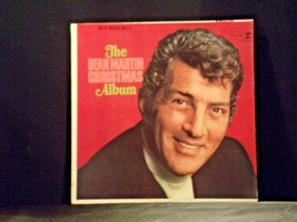 Dean Martin Christmas Album Record    AA-191757 Vintage Collectible image 2