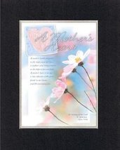 Poems for Mother's Day - A Mother's Heart A mother's hands are gentle as she wip - $11.14