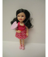 MINT Valentine Chelsea Friend Loose Barbie Sister 2013 Target Exclusive - $7.22