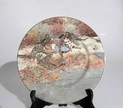 Royal Doulton Collector Plate Maori Women D.6305. - $159.47