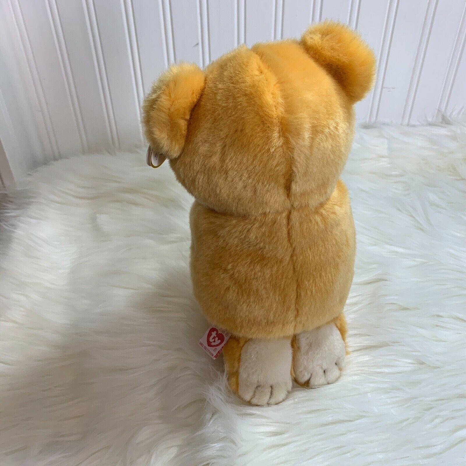 Ty Buddies Hope Plush Stuffed Animal Bear Kneeling in Prayer image 2