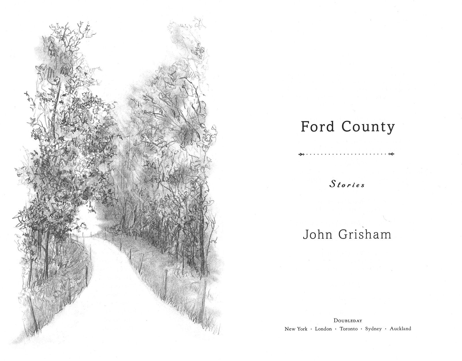 Ford County, Stories, by John Grisham (Hard Cover)