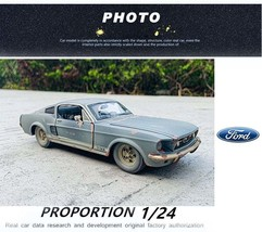 Maisto 1:24 Old 1967 Ford Mustang GT simulation alloy car model crafts  - $30.00