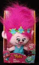 Trolls Talkin' Troll Poppy Plush Doll - $28.04