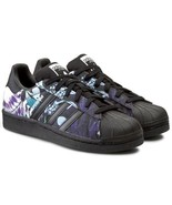 Adidas Originals Women's Superstars Shoes Size 5.5 us B35438 - $133.62