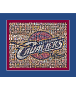 Cleveland Cavaliers Photo Mosaic Print Art- Over 50 players - 8x10 matted  - $40.00+