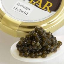 Beluga Hybrid Caviar - Malossol, Farm Raised - 8 oz tin - $1,431.68