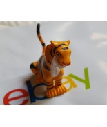 Disney Tiger Miniature Zoo Animal Figure Figurine Pre-owned cake topper - $8.90