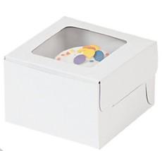 White Cupcake Boxes (G5) - $9.84