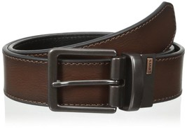 Levi Men's Stylish Classic Premium Genuine Leather Belt Reversible 11LV02UW