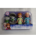 2018 Disney Frozen Petite Surprise Trolls Gift Set 4 Figures NEW in box - $37.04