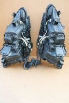 06-08 Lexus iS250 iS350 Halogen Headlight Lamps Set Left Right L&R POLISHED image 8