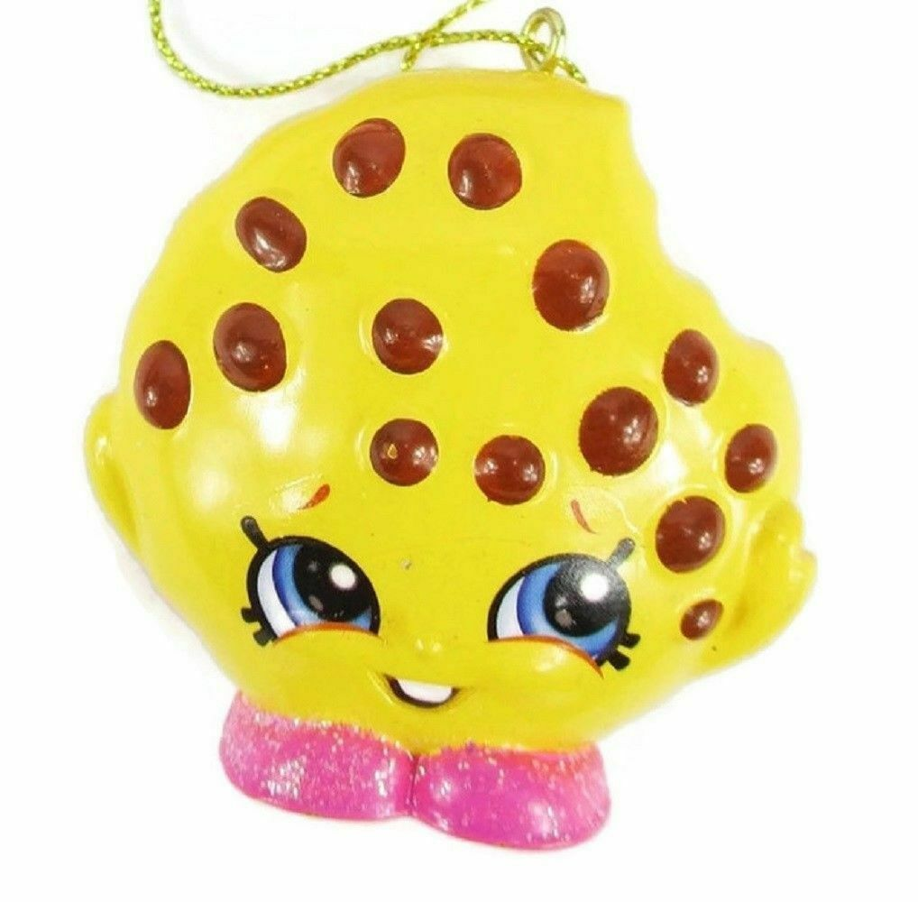 Primary image for Shopkins Kooky Cookie Blow Mold Christmas Ornament!