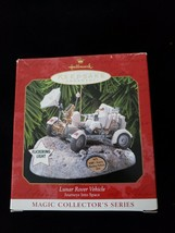 Hallmark Keepsake Ornament Lunar Rover Vehicle Journeys Into Space 1999 ... - $19.99
