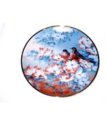 Robins In Dogwood  Collector Plate  by FRANKLIN MINT  - $10.89