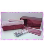 NIB RARE MAC Adoring Carmine Collection: 5 Basic Brushes Set,129/219/239... - $64.99