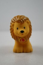 """FISHER PRICE LITTLE PEOPLE Alphabet Zoo Letter """"L"""" Lion - $2.96"""